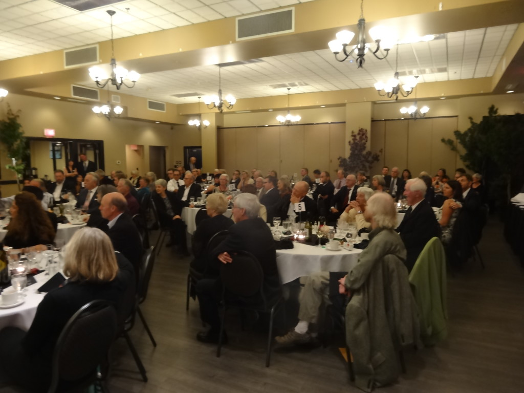 CERCA and Island Savings First Fund-raising Dinner and Art Auction